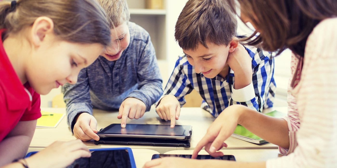 How does the Chromebook stack up against the iPad in the classroom?